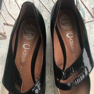 Jeffrey Campbell Shoes - Jefferey Campbell 8 Mary Jane flats black white